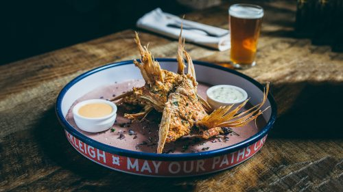 Southerleigh Snapper Throat